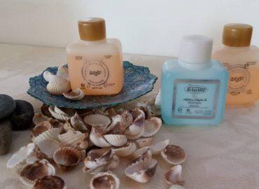 Refreshing hotel shampoo